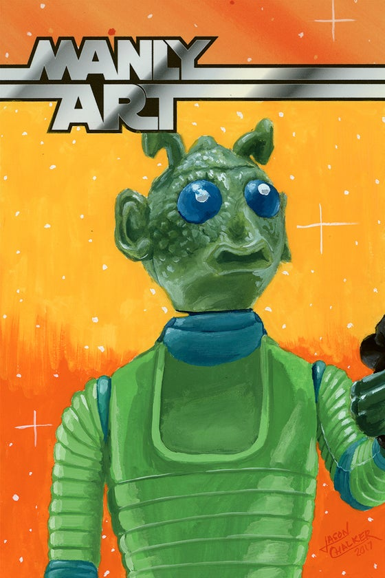 Image of NYCC Greedo #14