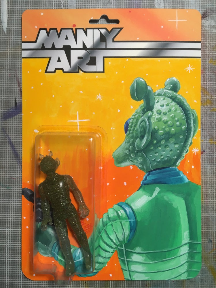 Image of NYCC Greedo #16