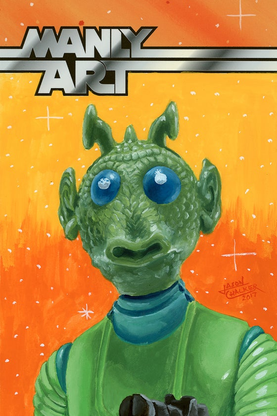 Image of NYCC Greedo #20