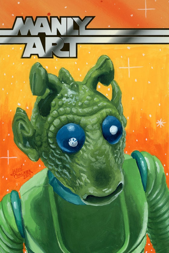 Image of NYCC Greedo #22
