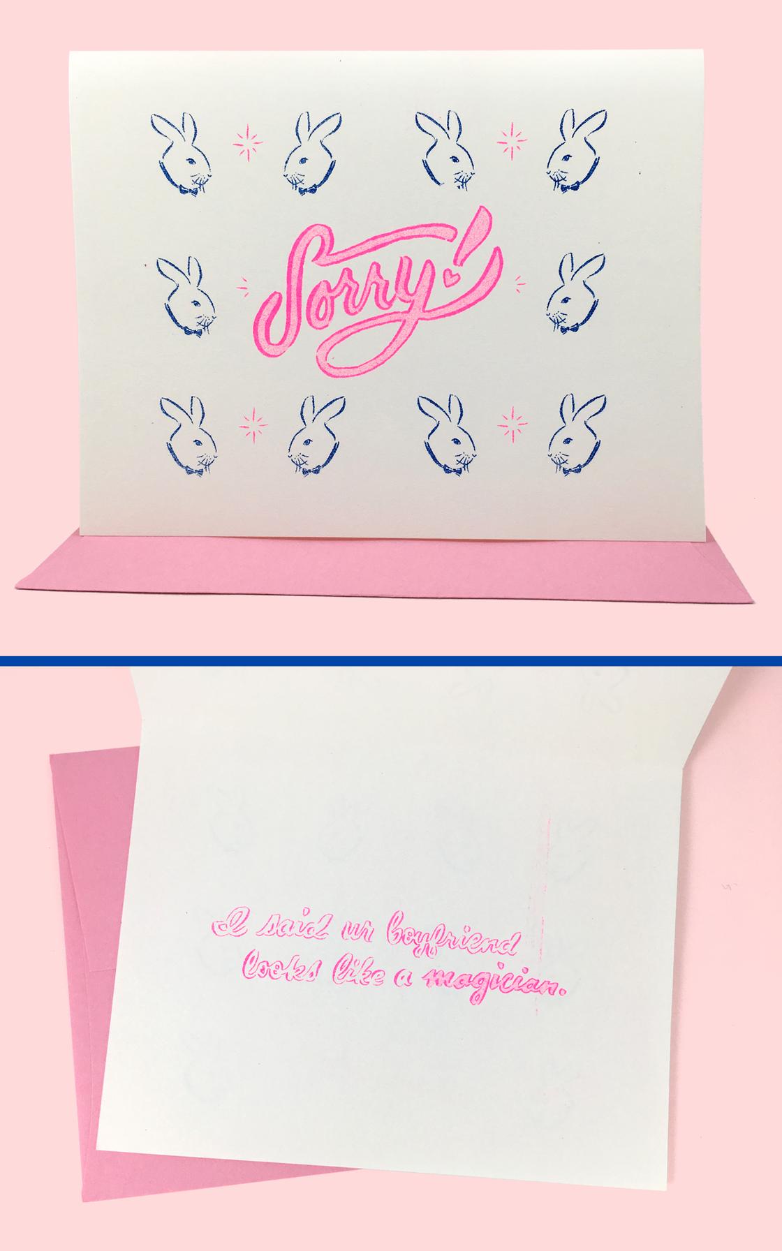 Image of Alliewachisms greeting cards – Alliewach x Eythink