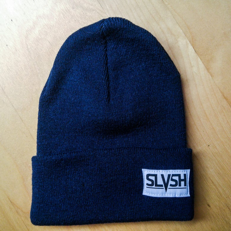 Image of Blue Beanie