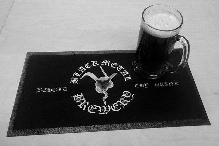 Image of BMB Nitrile Beer Mat, 43.4 x 23.4 cm