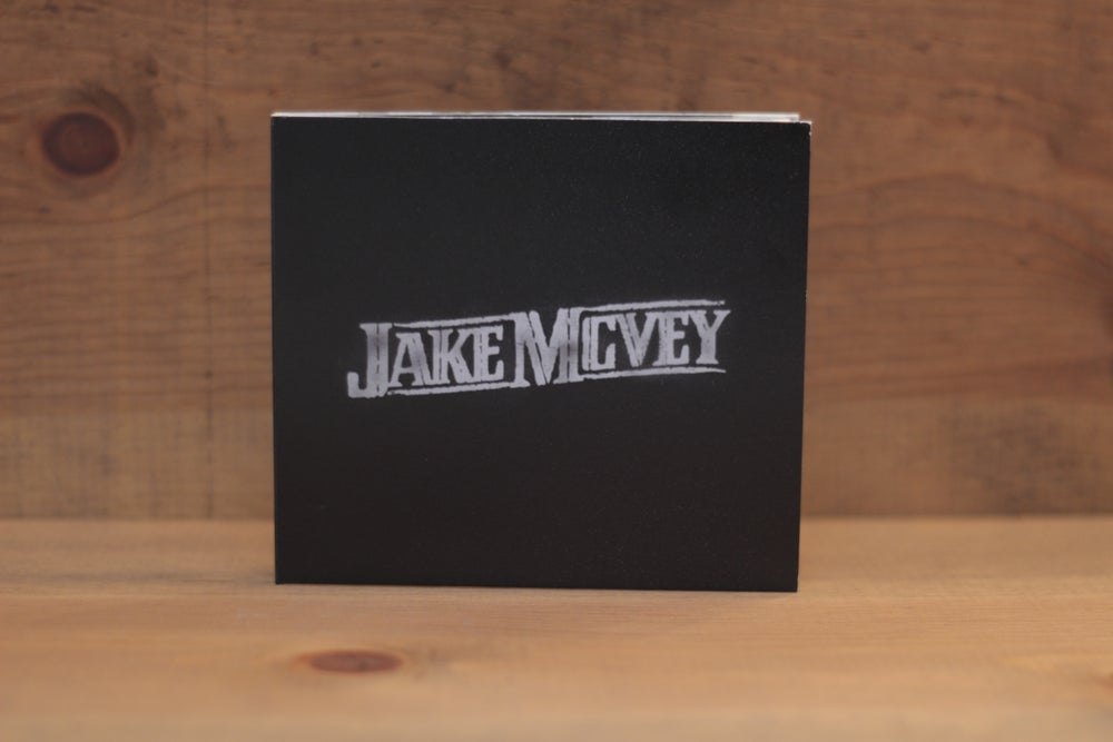 Image of Jake McVey (CD)