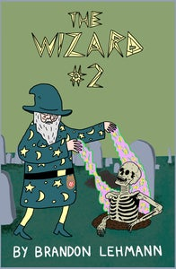 Image of The Wizard #2