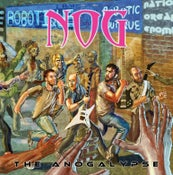 Image of NOG - The Anogalypse