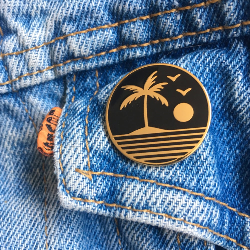 Image of Paradise Pin