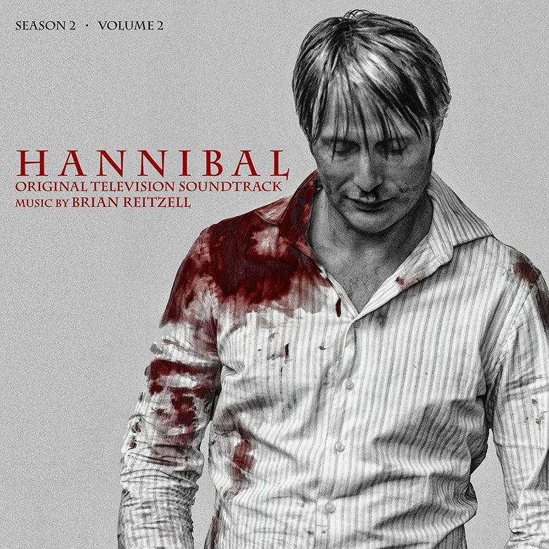 Image of Hannibal (Original Television Soundtrack) Season 2 Volume 2 CD - Brian Reitzell