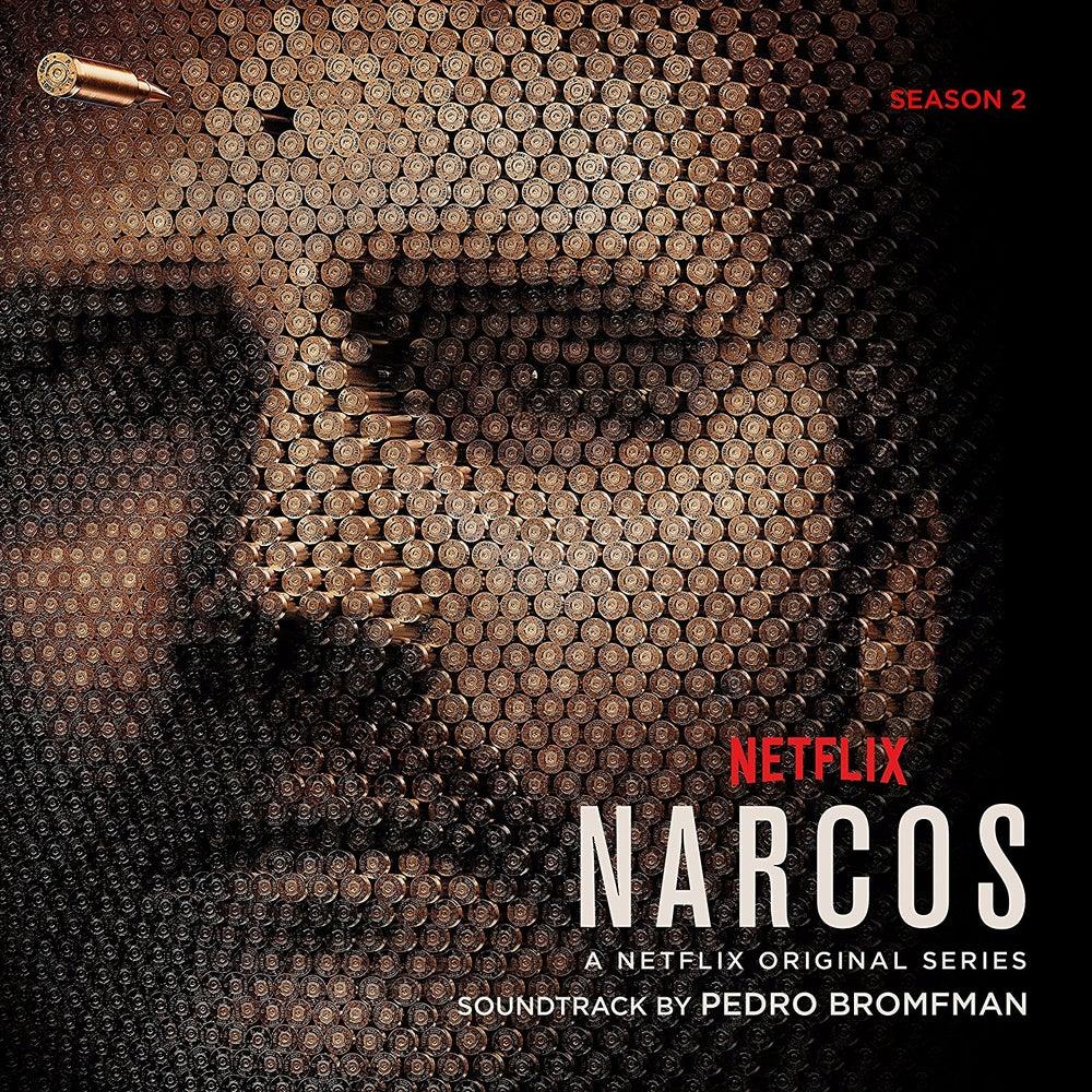 Image of Narcos Season 2 (A Netflix Original Series Soundtrack) CD -  Pedro Bromfman