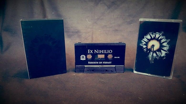 Image of Rebirh of Nefast/Slidhr - Ex Nihilio CS