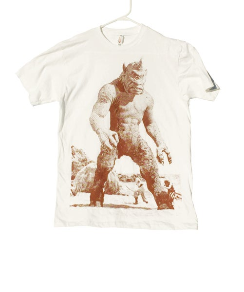 Image of Ray Harryhausen 'Cyclops' T-Shirt