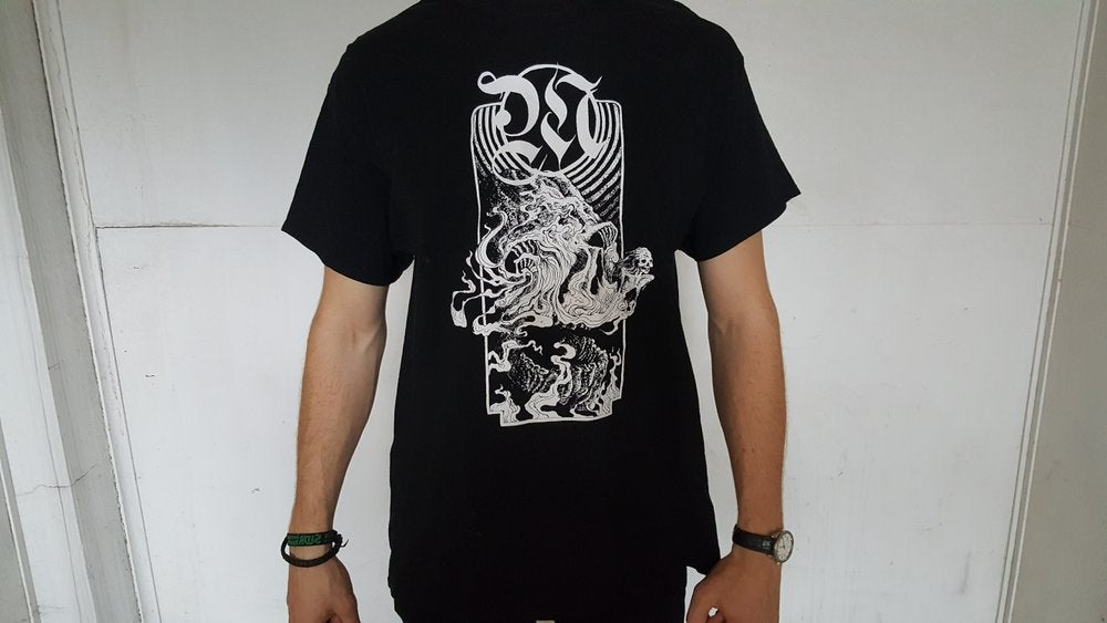 """Image of Misþyrming - """"Ghoul"""" T-shirt"""