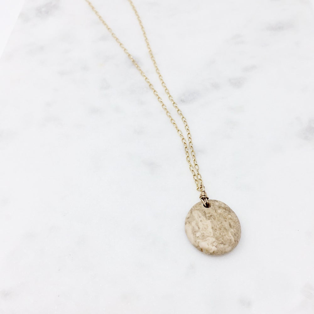 Image of Small Mediterranean Necklace