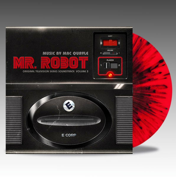 Image of Mr Robot (Original Television Series Soundtrack) Vol 3 - Mac Quayle 'Web-Shop Variant'