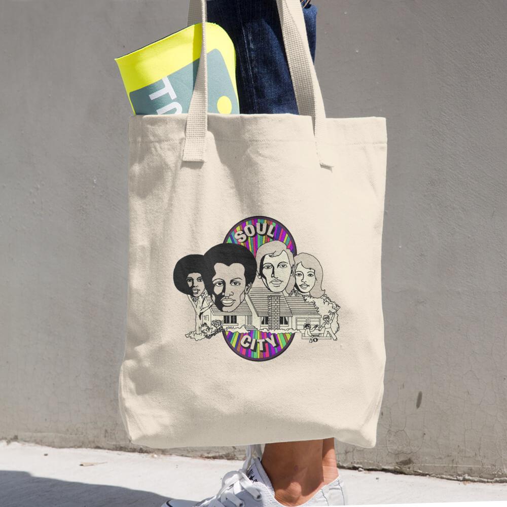 Image of Soul City Manifesto Tote Bag
