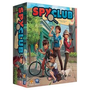 Image of Spy Club (Late Pledge)