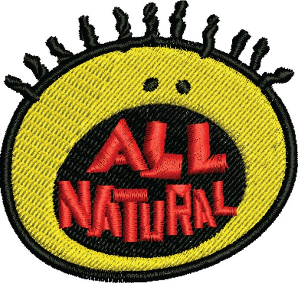 """Image of """"All Natural"""" Patch"""