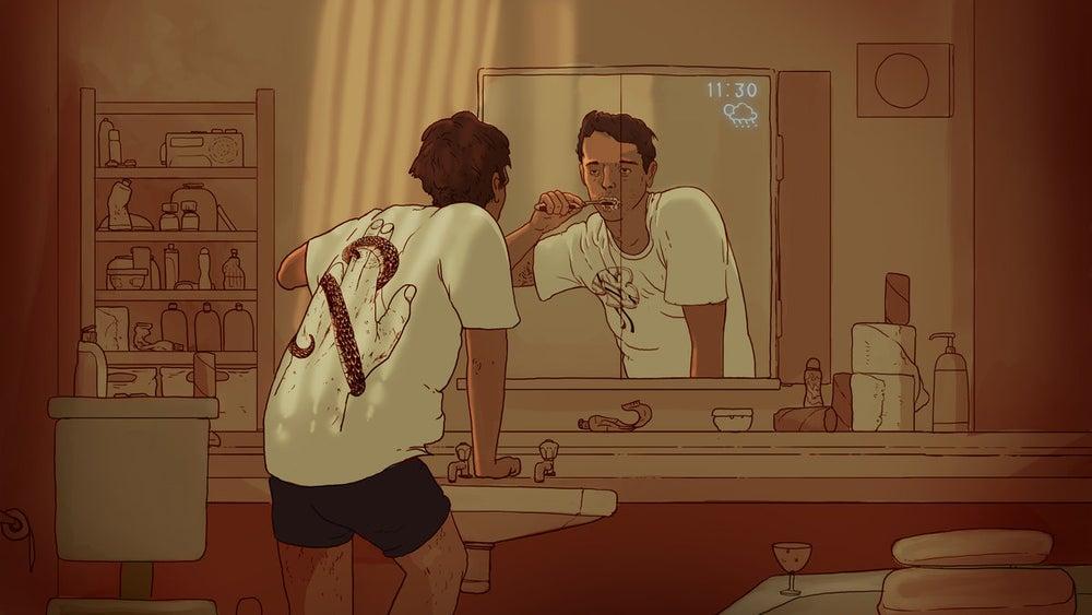 Image of Murlo x Butterz Gunfingers T Shirt