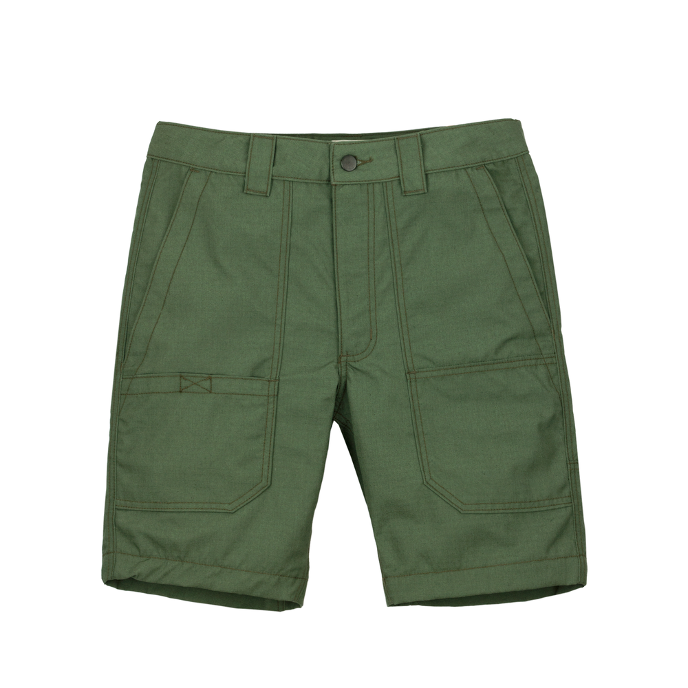 Image of Ripstop Utility Short - Olive