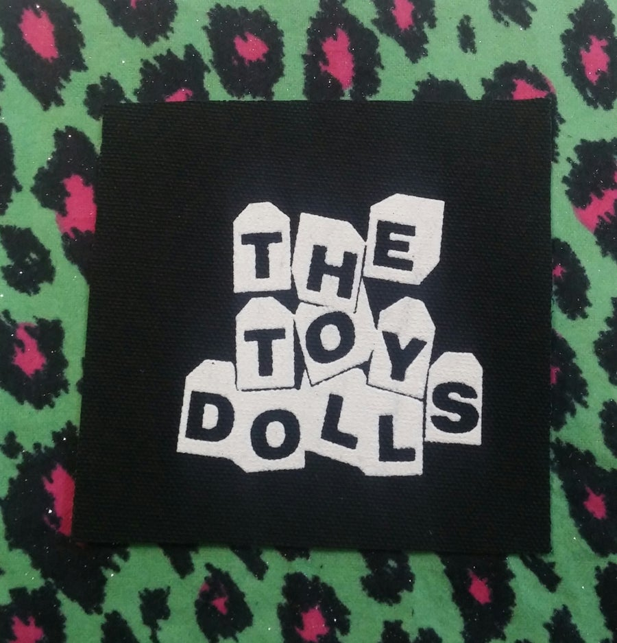 Image of Pick 1 patch - Toy Dolls, New York Dolls, Rose Tattoo