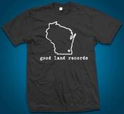 Image of GLR Black T-shirt (Adult Size)