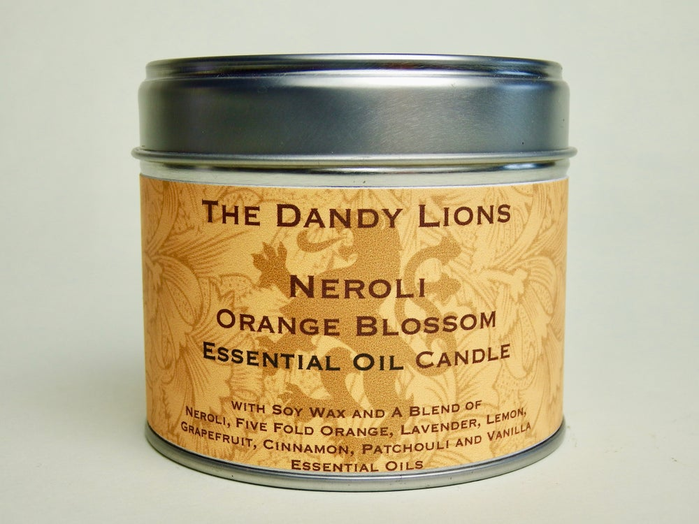 Image of Neroli, Orange Blossom, Candle