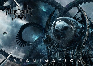 Image of Signed Reanimation A3 Poster *pre order*