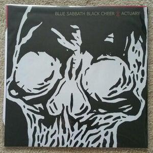 Image of Blue Sabbath Black Cheer / Actuary - Split