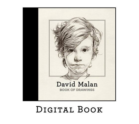 Image of Digital Book of Drawings
