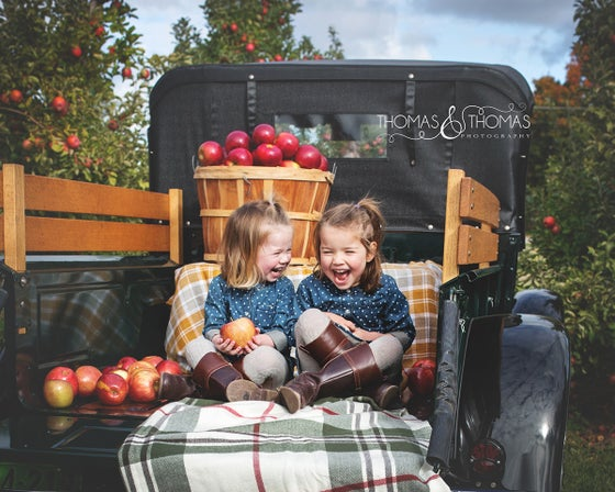 Image of 2017 Fall Mini Sessions at Quarry Hill Orchard