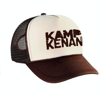 Image of Kamp Kenan - B/B Trucker Hat