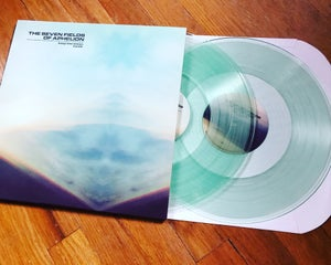 "Image of the seven fields of aphelion ""Keep the Ocean Inside"" 2xLP PREORDER"