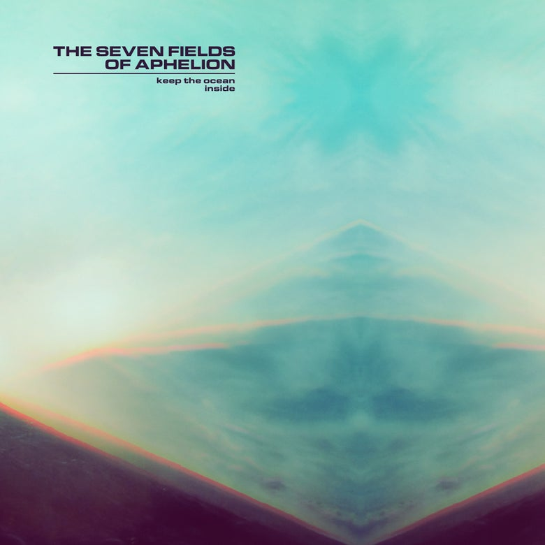"Image of the seven fields of aphelion ""Keep the Ocean Inside"" CD"