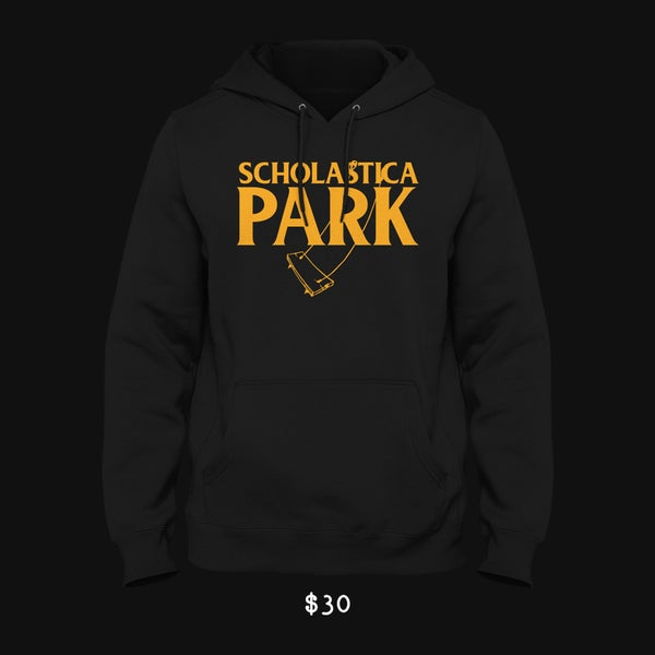 Image of Scholastica Park Hoodie