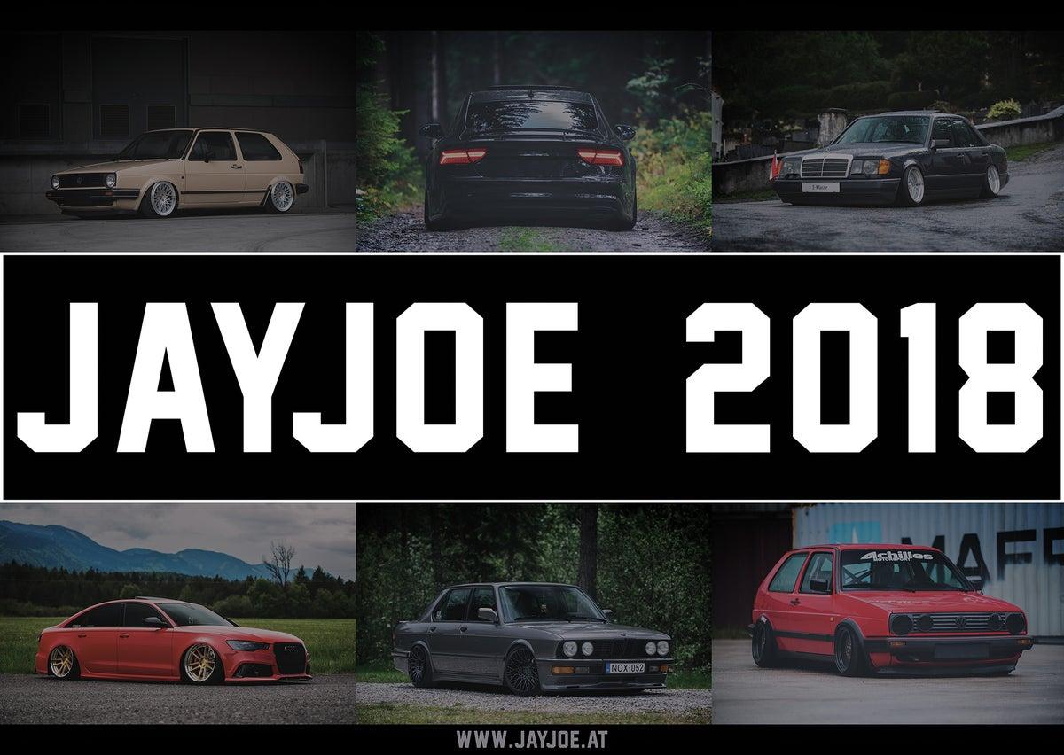 Image of JAYJOE CALENDAR 2018