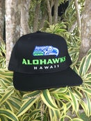 Image of Alohawks Hat (In Black or Gray)