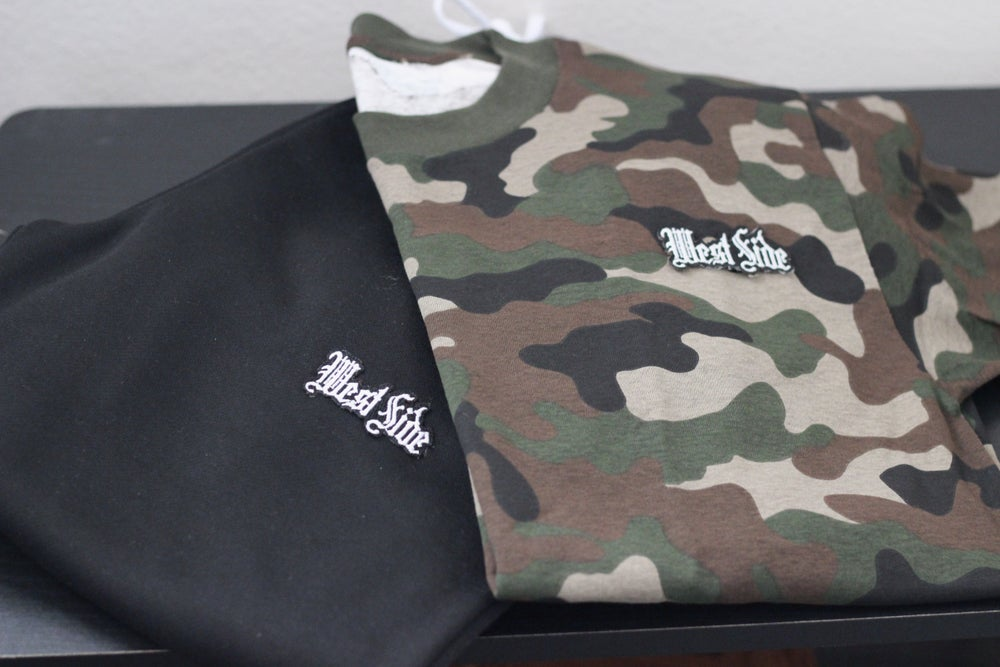 Image of West Side Collection Camo Shirt