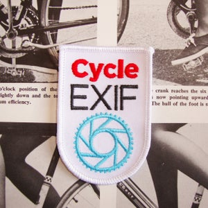 Image of Cycle EXIF Patch