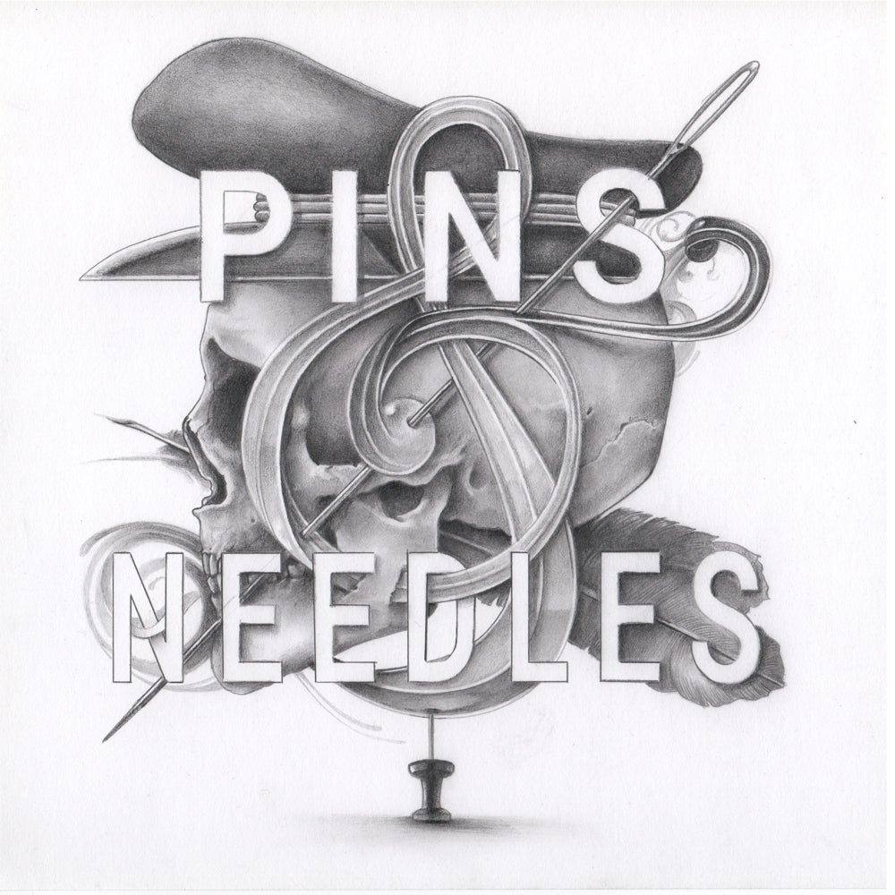 "Image of ""Pins & Needles"" Series Title Card"