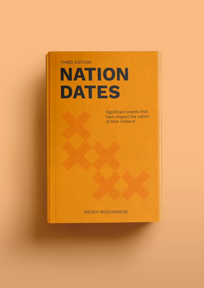 Image of 2017 Nation Dates (Third Edition)