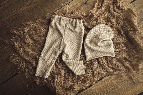 Image of Ben Pant and Slouch Hat Set