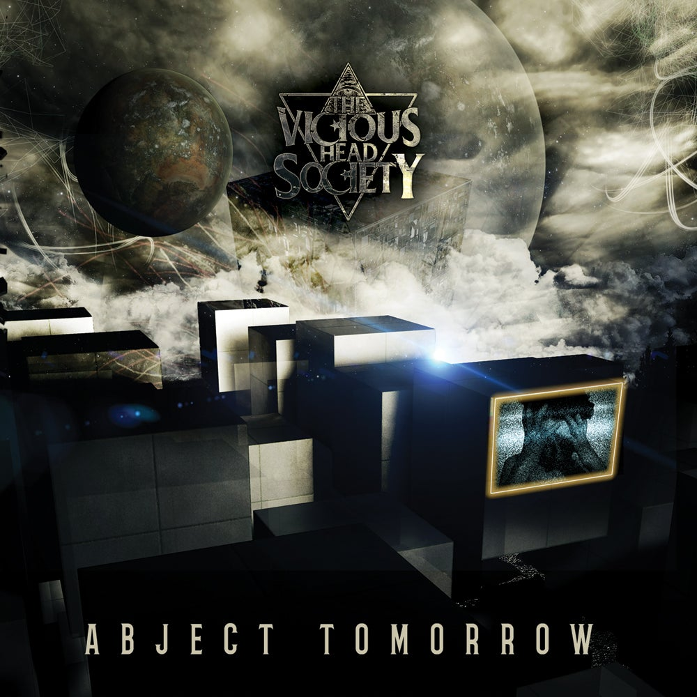 Image of The Vicious Head Society - 'Abject Tomorrow' Re-Issue CD w/ Bonus Track *Pre-Order*