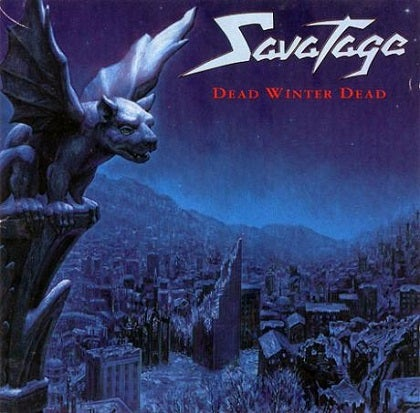 Image of SAVATAGE - Dead Winter Dead - Edition Digi-pak