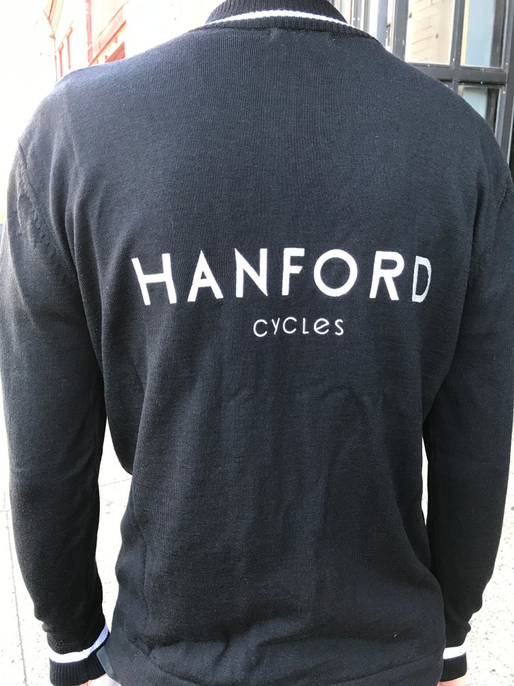 Image of HANFORD CYCLES Wool long sleeve