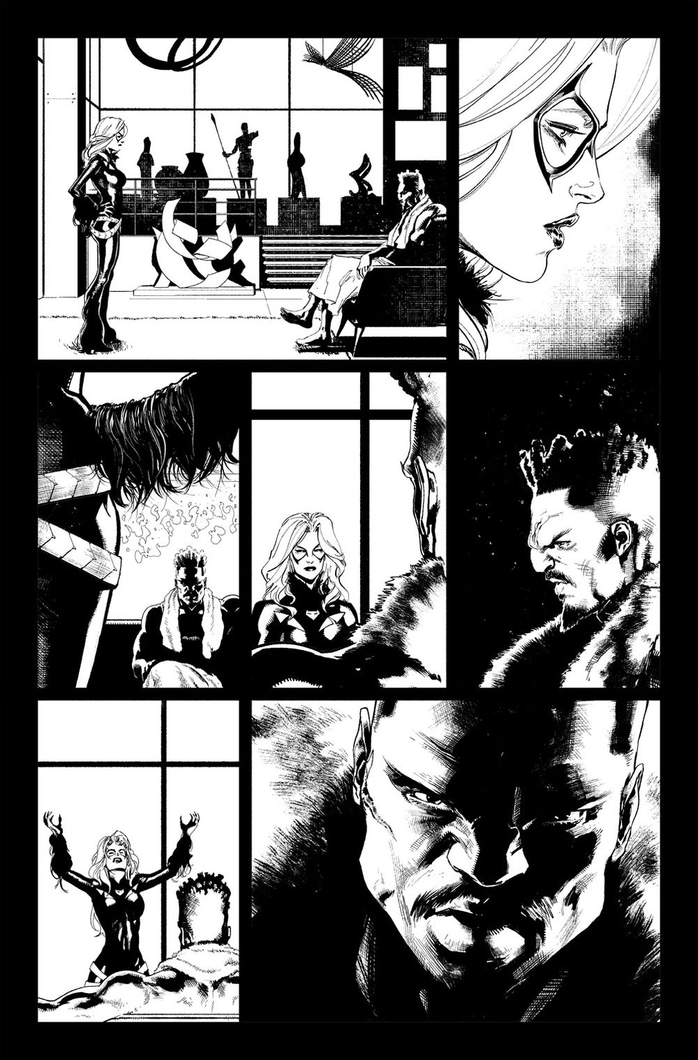 Image of DEFENDERS #5 p.19 ARTIST'S PROOF