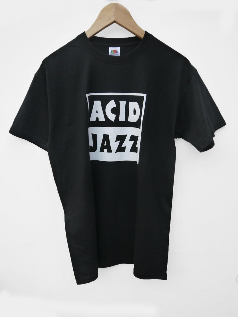 Image of Acid Jazz T-shirt (Black)