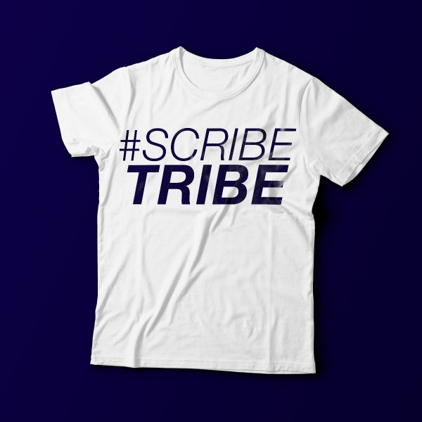 Image of #ScribeTribe T-Shirt
