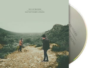 Image of Halfway Towards A Healing (CD, Signed) : Pre-order
