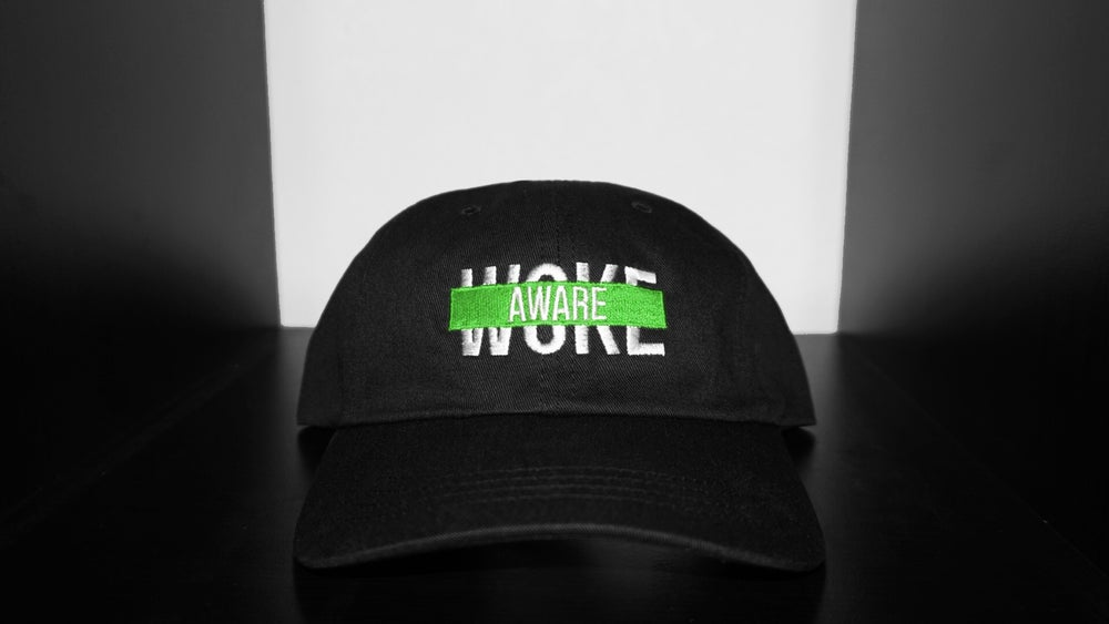 Image of SOLD OUT | THE CODE: AWARE | DAD HAT