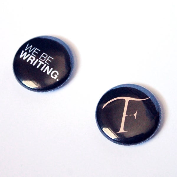 Image of FTS 1-Inch Button